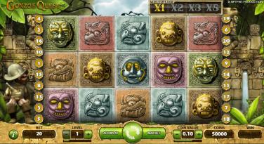 Gonzo's Quest Temă și Aspect