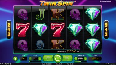 Twin Spin Temă și Aspect
