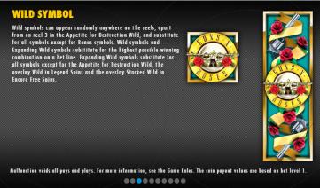 Guns N' Roses Simboluri Speciale