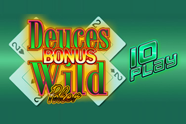 Bonus Deuces Wild – 10 Play