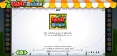Fruit Shop Wild