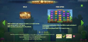 Reel Rush Wild