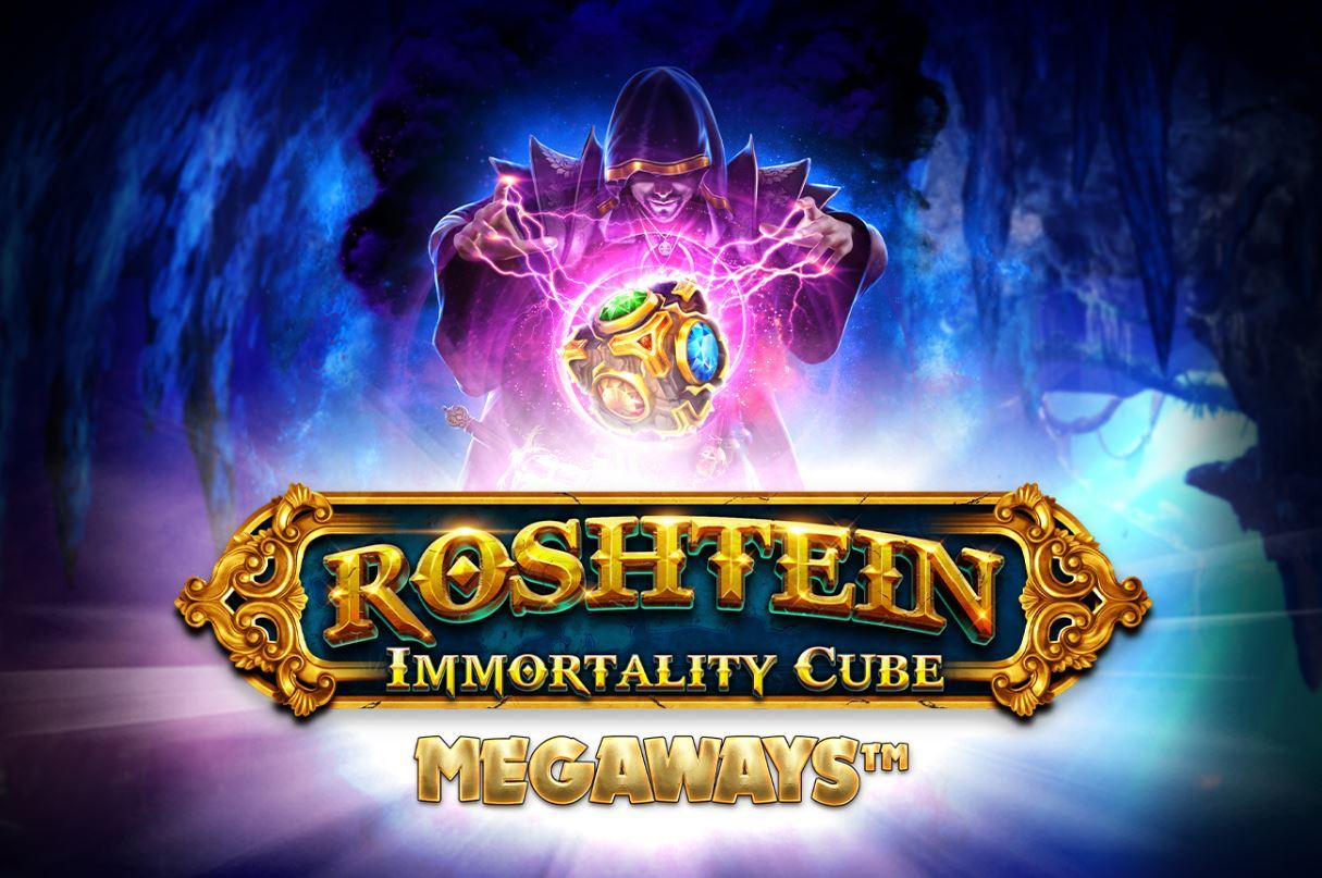 Roshtein Immortality Cube Megaways™