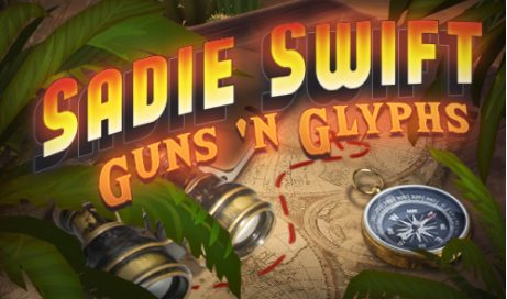 Sadie Swift: Guns 'n Glyphs