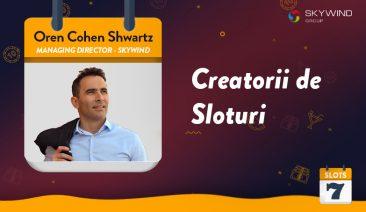 Fă cunoștință cu producătorii de jocuri – Interviu cu Oren Cohen Shwartz de la Skywind Group