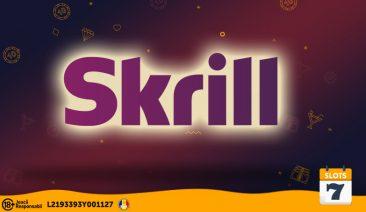 Depunerile și retragerile la cazino cu Skrill