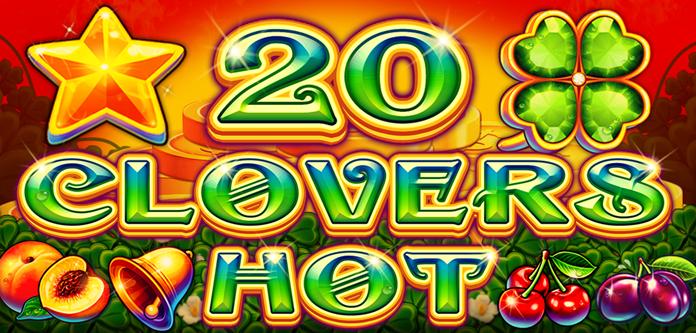 20 Clovers Hot