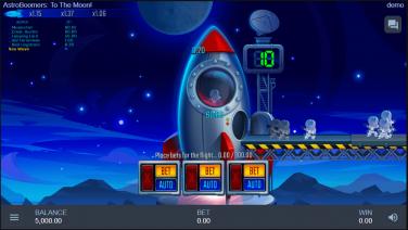 AstroBoomers Temă și Aspect