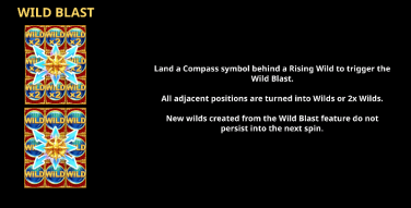 Atlantis Rising Wild Blast