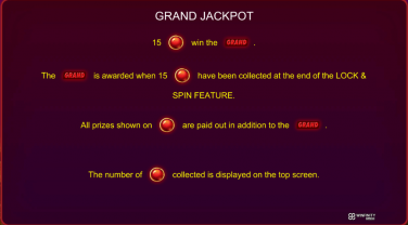 Cash Connection Sizzling Hot Grand Jackpot