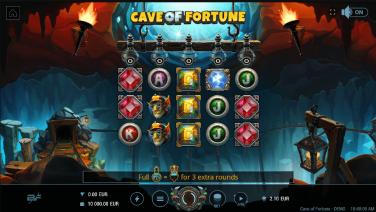 Cave of Fortune Temă și Aspect