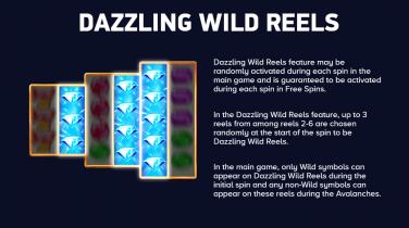Dazzling Wild Reels