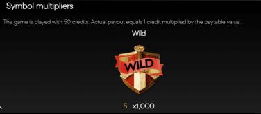 Knights of Fortune Simbol Wild