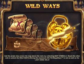 Pirates Plenty Megaways Wild Ways
