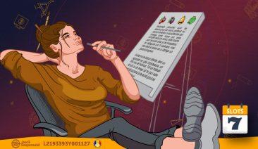 Căutăm Scriitori de Păcănele pentru SlotsCalendar! Aplică dacă vrei să câștigi până la 1000 EURO!