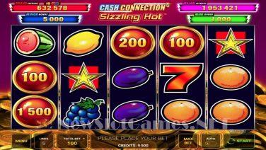Cash Connection Sizzling Hot Temă și Aspect
