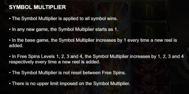 Odin Infinity Reels Multiplicator