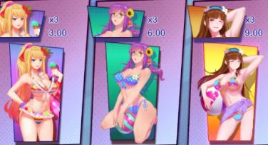 Candy Island Princess Simboluri