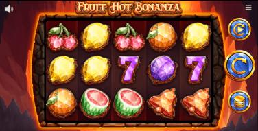 Fruit Hot Bonanza Temă și Aspect