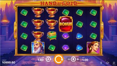Hand of Gold Temă și Aspect